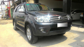 Bán Toyota Fortuner 2. 7V 4WD AT 2011, 715 triệu, giá tốt