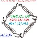 Tp. Hà Nội: Kim khí Thanh Sơn 0947. 521058 bán Tăng đơ Inox 304 ở 1335 Giải Phóng Ha Noi CL1698366