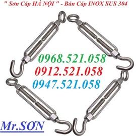 Kim khí Thanh Sơn 0947.521058 bán Tăng đơ Inox 304 ở 1335 Giải Phóng Ha Noi