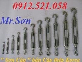 0913.521.058 bán tăng đơ thép mạ kẽm từ D5-D39 số 1335 Giải Phóng Ha Noi