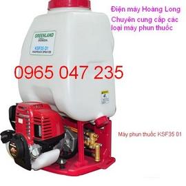 Báo giá máy phun thuốc trừ sâu Honda KSF3501 rẻ nhất thị trường
