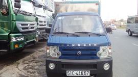 Bán trả góp xe tải dongben 770kg giá rẻ HCM