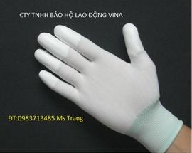 Găng tay phủ PU-an toàn khi sử dụng