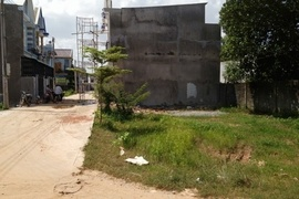 Bán gấp lô đất 4mx8m, giá 930 tr, hẻm đường Mã Lò, Q. Bình Tân.