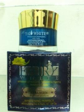 Fairy white kem trị lão hóa và nám, chống nắng 30-490