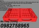 Tp. Hải Phòng: pallet nhua gia re, pallet nhua cong nghiep, pallet mot khoi, pallet nhua lien khoi CL1698518