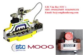 Servo Valve_J662-120A_Moog Vietnam_STC Vietnam
