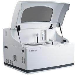 Máy xét nghiệm sinh hóa tự động 200 test Mindray BS-200