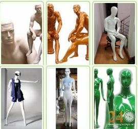 Chuyên Sản Xuất - Cung Cấp Manocanh Và Các Sản Phẩm Bằng Nhựa Composite