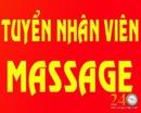 Tp. Hồ Chí Minh: Tuyển Nhân Viên Massage Nam hcm CL1701124
