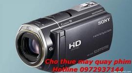 Cửa hàng cho thuê máy quay HD giá rẻ