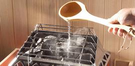 Bán đá xông hơi khô sauna Harvia, thiết bị xông hơi khô gia đình