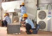 sửa chữa-bảo dưỡng-nạp ga điều hòa tủ lạnhnh, máy giặt. ..tại Hoàng Mai