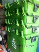 Tp. Hồ Chí Minh: Chuyên bán thùng rác nhựa 660L - Thùng rác công nghiệp 660L. CL1698809