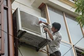 showroom sửa chữa-bảo dưỡng điều hòa, bình nóng lạnh. .. khu vực Hoàng Mai