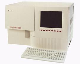Máy phân tích huyết học tự động Cell Dyn 1800
