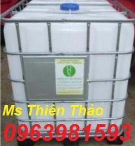 tank nhựa 1000l, bồn nhựa giá rẻ, thùng nhựa giá rẻ, thung chua hoa chat, tank nhua