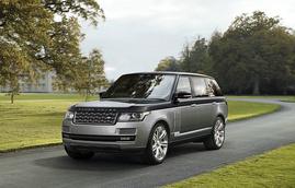 Giá xe Range Rover SVAutobiography LWB mới nhất