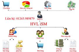 Phần mềm bán hàng quản lý xuất nhập kho và tồn kho hàng hóa tại Cần Thơ