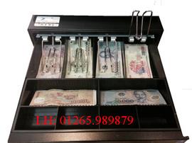Thanh lý két đựng tiền thu ngân loại nhỏ tại Cần Thơ