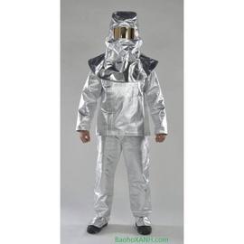 Quần áo chịu nhiệt tráng bạc tại TP. HCM