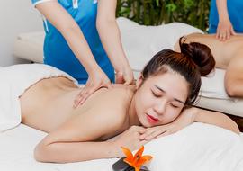 Massage Tình Nhân ,phòng vip riêng dành cho 2 người