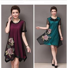 Váy Hè Lịch Thiệp _ TB 782