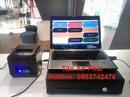 Cà Mau: Combo phần mềm bán hàng tính tiền cho Cửa Hàng, Quán Ăn CL1701249