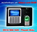 Tp. Hồ Chí Minh: máy chấm công giá rẻ nhát, máy chấm công thẻ giấy, vân tay bền nhất CL1700923