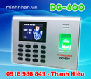 Tp. Hồ Chí Minh: máy chấm công vân tay DG-600, DG-600ID phổ biến nhất CL1700923