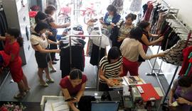 Thiết bị tính tiền cho Shop Thời Trang tại TPHCM