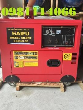 Bán máy phát điện chạy dầu 5kw, giá cả hợp lý, chất lượng tốt nhất