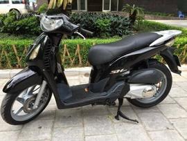 Sh 150cc ESH, màu đen, thay hết đồ Nhật, chính chủ