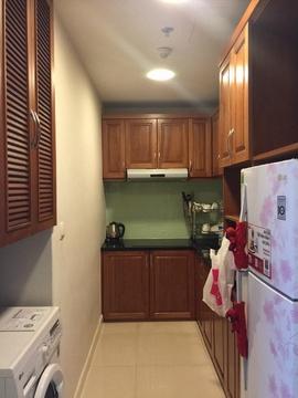 n*^$. * Cho thuê căn hộ Sunrise City khu North 1 phòng ngủ, nội thất đầy đủ!