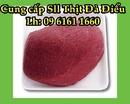 Tp. Hà Nội: Cung cấp số lượng lớn Thịt Đà Điểu cho các nhà hàng, quán ăn, nhà phân phối, ... CL1699604