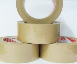 Băng Keo Giá Sỉ - Băng Keo Giấy Nâu Da Bò - Giấy Nhăn - Giá Rẻ Tại Xưởng