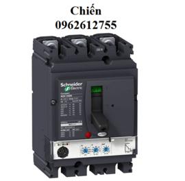 MCCB 125A LV516302, LV516332 schneider ck cao