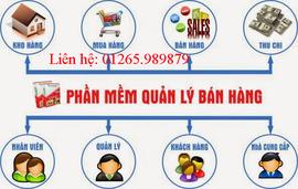 Phần mềm quản lý bán hàng xuất nhập kho và tồn kho hàng hóa tại quận Ninh Kiều