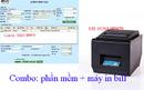 Tp. Cần Thơ: Phần mềm quản lý, máy in hóa đơn - combo bán hàng giá rẻ tại Ninh Kiều CL1699605