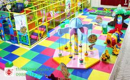 Tư vấn – Những lợi ích và khó khăn khi đầu tư thiết bị khu vui chơi trẻ em