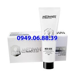 Kem trị mụn, trắng da Medi Acne - MediWhite
