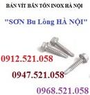 Tp. Hà Nội: 0947. 521. 058 bán vít bắn tôn inox & Vít tôn thép mạ kẽm SEC rẻ Hà Nội CL1699589
