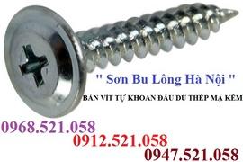 0968.521.058 Kim khí Thanh Sơn bán vít tự khoan thép & INOX ở Hà Nội rẻ