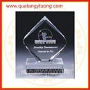 Tp. Hồ Chí Minh: Cơ sở sản xuất kỷ niệm chương pha lê, thủy tinh, gỗ đồng quà tặng lưu niệm CL1701947