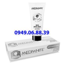 Kem trắng da toàn thân Medi white body - MediWhite