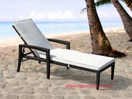 giường tắm nắng giá cực rẻ dùng cho bãi biển, quán cà phê