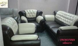 Bọc ghế sofa cao cấp - Bọc ghế cafe ghế karaoke Phú Nhuận