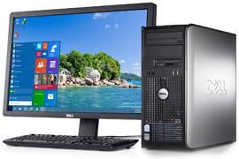 Dell Optiplex 755MT E8400 2GB 250GB dvd