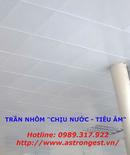 Tp. Hà Nội: Ốp trần khu vực hành lang chung cư, Trần nhôm Astrongest, Có nên ốp trần thạch cao CL1700394