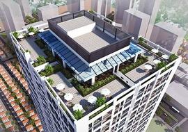 Cuộc sống mới văn minh song song với một môi trường cao cấp tại Hà Nội landmark